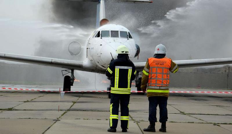 ГСЧС начала проверку аэропорта