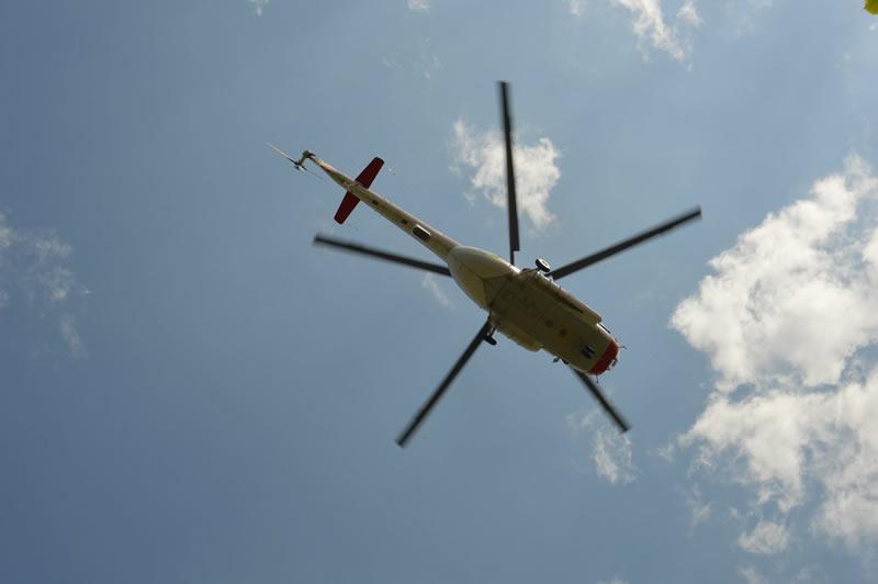 Состоялись практические учения спасателей в МА