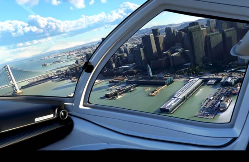 Microsoft выпустит новый Flight Simulator в 2020 году