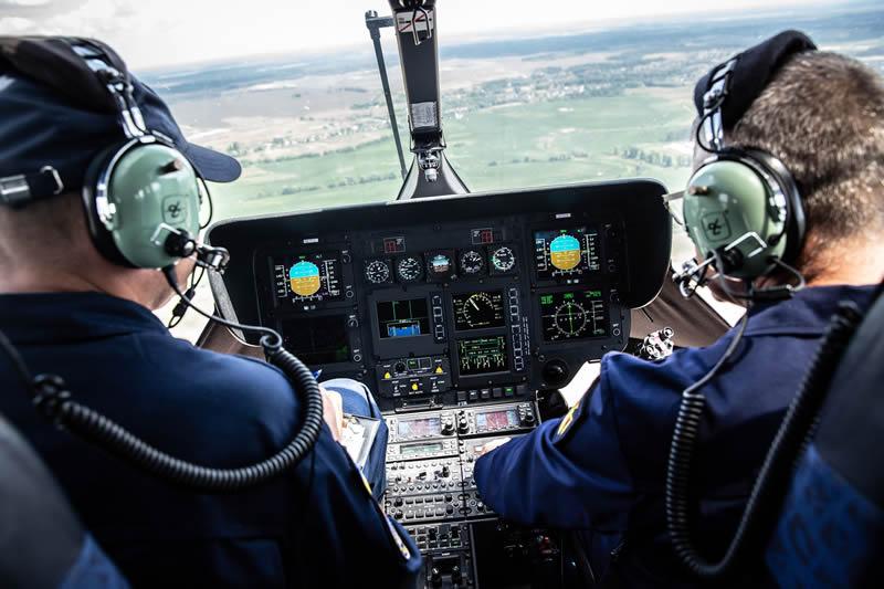 Авиационная академия МВД в этом году набирает 177 студентов-пилотов и техников