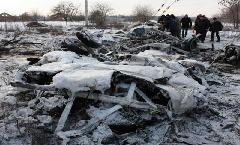 Комиссия выяснила причины гибели Ми-8 компании «Украинские Вертолеты»