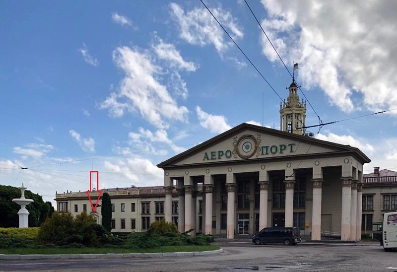 Аэропорт «Львов» начинает использовать старый терминал