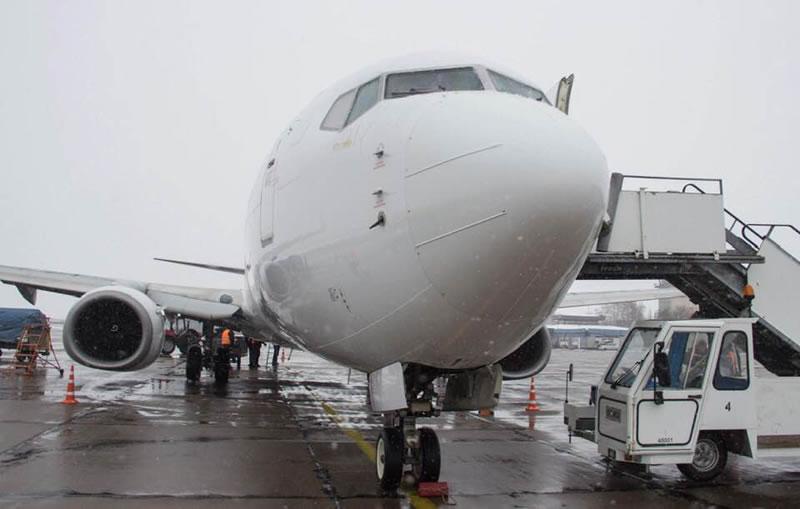 Рейсы из Николаева в Турцию прекращаются