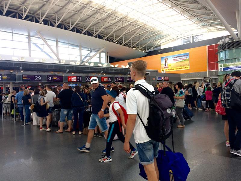 Замминистра инфраструктуры: спрос на чартерные перевозки превышает возможности авиакомпаний