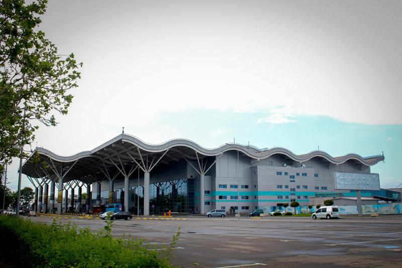 Одесский аэропорт объявил конкурс на создание арт-объекта