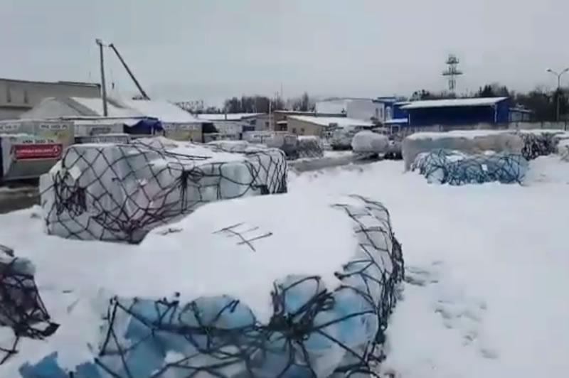 Грузовым терминалом в «Борисполе» займется Евросоюз