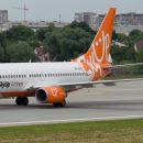 Авиакомпания SkyUp стала первым оператором Split Scimitar Winglets в Украине