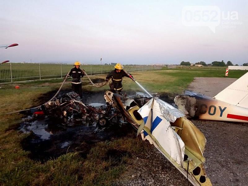 Происшествия в гражданской авиации за май