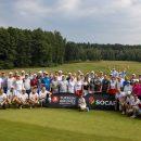 В Киеве прошел крупнейший турнир по гольфу среди любителей Turkish Airlines World Golf Cup