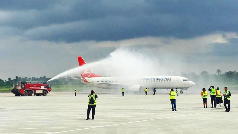 Авиакомпания Turkish Airlines добавила город Порт-Харкорт в Нигерии в свою сеть маршрутов