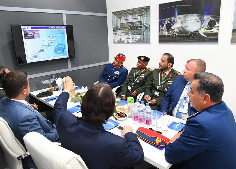 Минобороны ОАЭ заинтересовалось беспилотниками