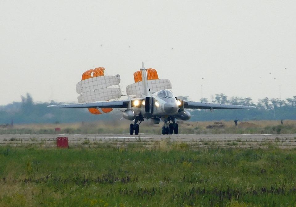 Бомбардировщики и штурмовики будут поражать цели в Черном море
