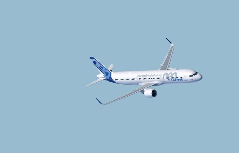 Airbus обновит ПО системы управления Airbus A321neo