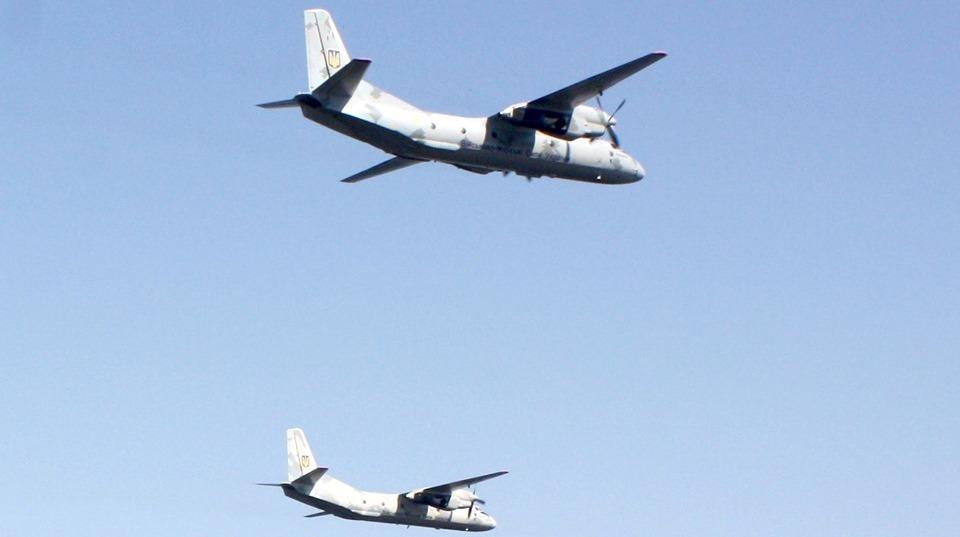 Летчики морской авиабригады провели учебно-тренировочные полеты