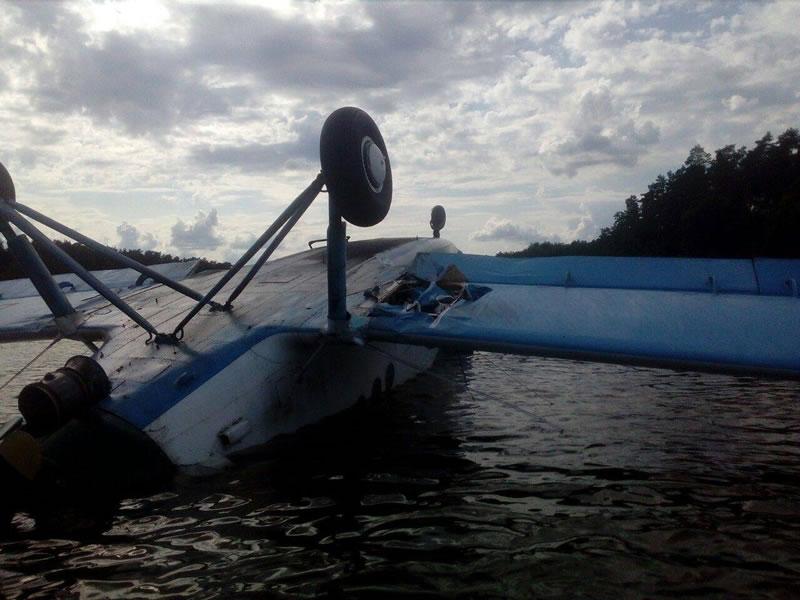 Происшествия в гражданской авиации в июне
