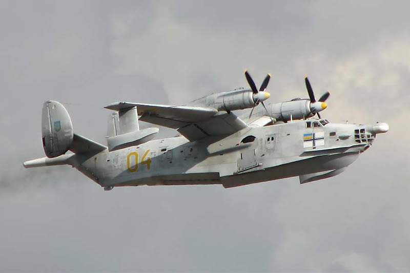 «НАРП» отремонтирует Бе-12 Военно-Морских сил