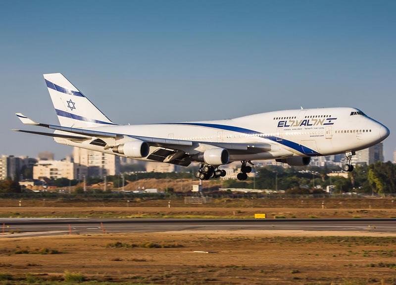 Состоялся последний полет легендарного авиалайнера 'Королева небес' из флота El Al