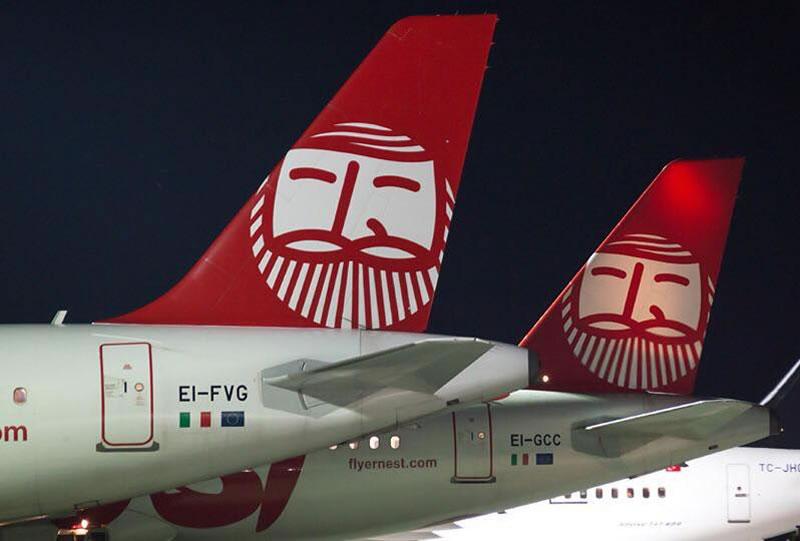 Авиакомпания Ernest Airlines увеличивает частоту выполнения рейсов Львов-Неаполь