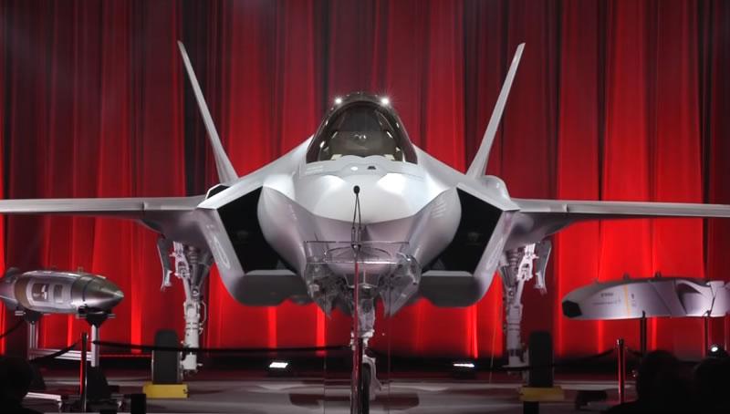 США полностью вывели Турцию из программы F-35