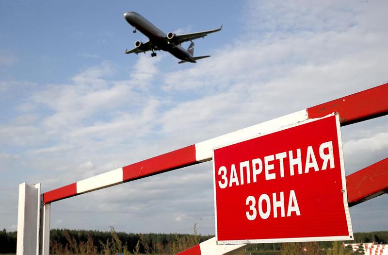 Авиасообщение РФ-Грузия полностью прервано