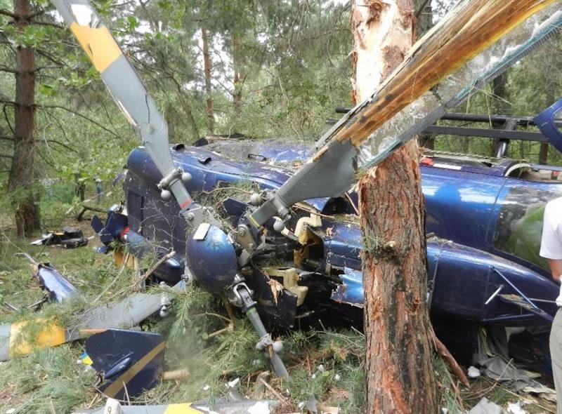 Опубликован отчет по происшествию с вертолетом EC145