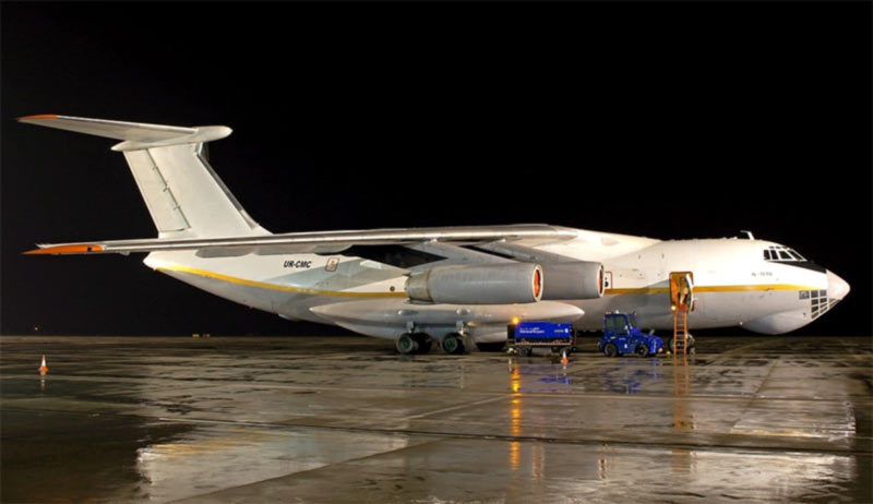 Госавиаслужба приостановила сертификат грузовой авиакомпании