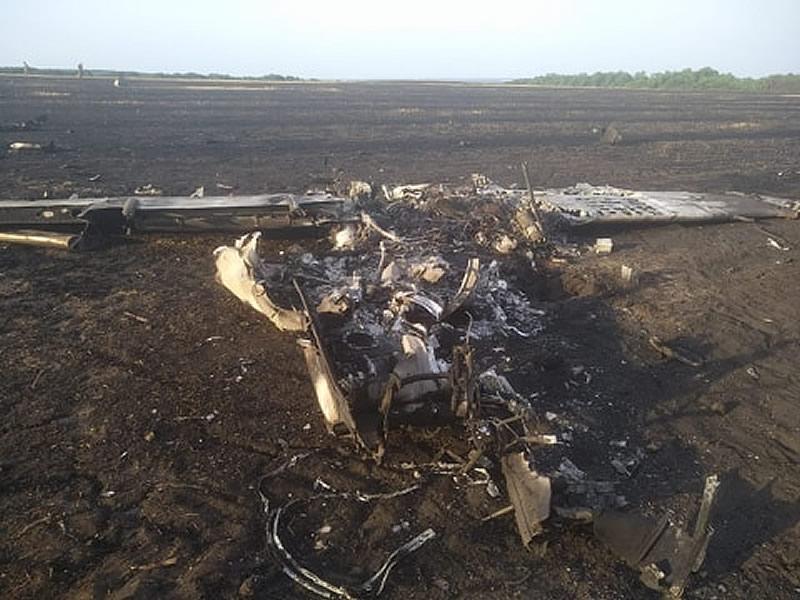 Брифинг по аварии Л-39