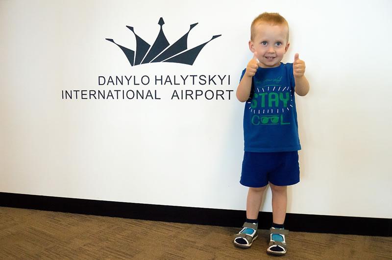 Аэропорт «Львов» принял миллионного пассажира в этом году