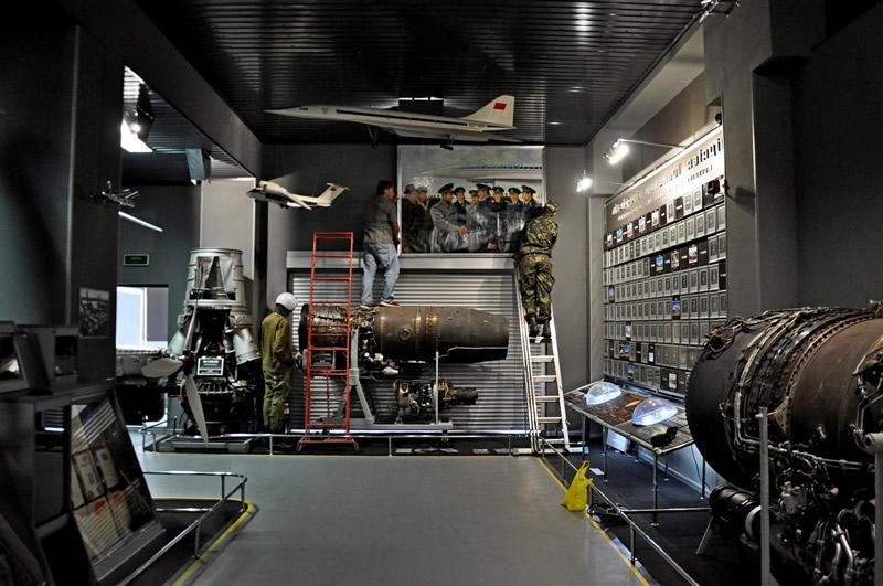В экспозиции Государственного музея авиации появилась картина