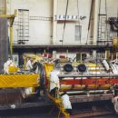 В КБ «Южное» отметили 20-летие выведения на орбиту космического аппарата «Океан-О»