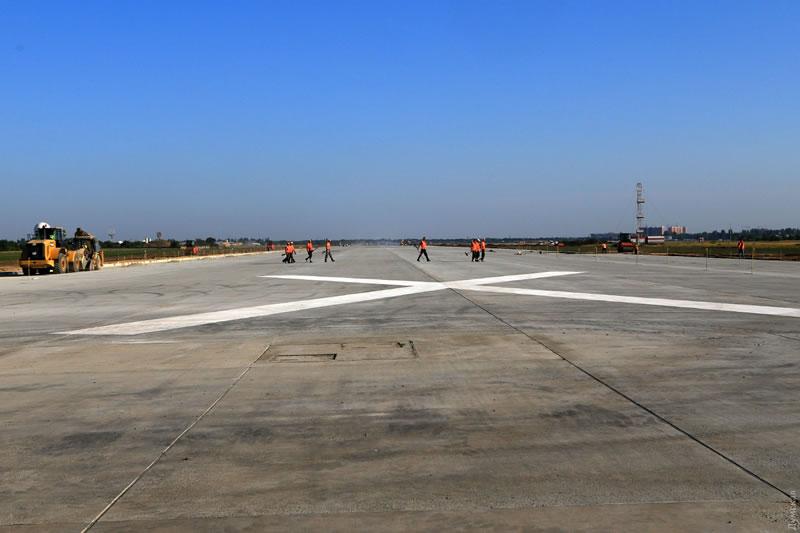 Новая полоса аэропорта