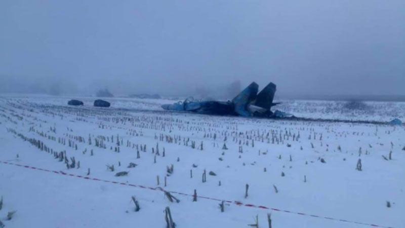 ГБР проверяет качество ремонта разбившегося Су-27