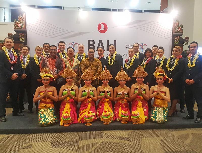 Авиакомпания Turkish Airlines добавила всемирно известный курортный остров Бали (Индонезия) в …