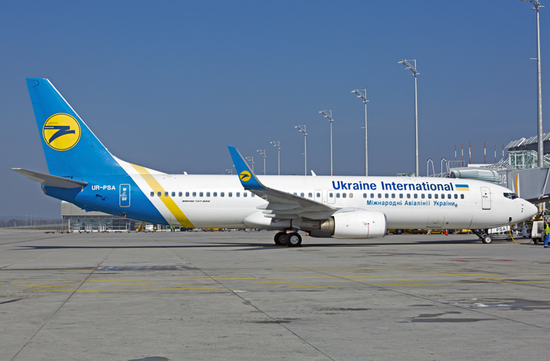 10 лет Boeing 737 NG во флоте МАУ