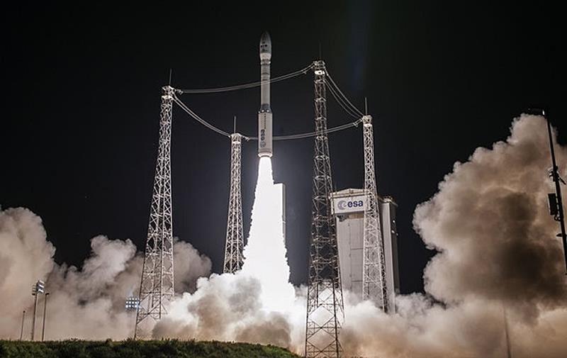Французская ракета с украинским двигателем потерпела неудачу