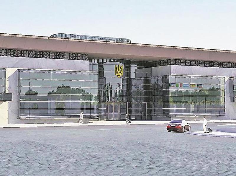 Киевская облгосадминистрация может переехать в аэропорт «Борисполь»