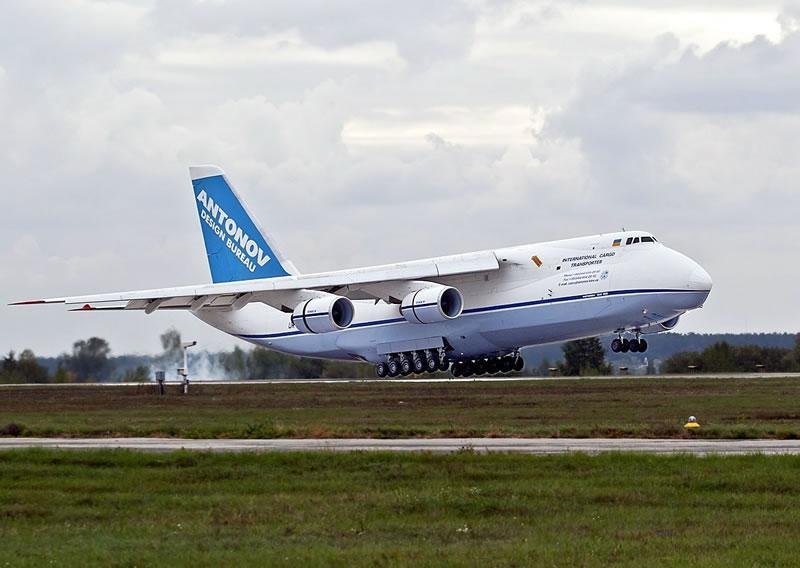 ГП «Антонов» не участвует в создании нового самолета КБ «Ильюшин»