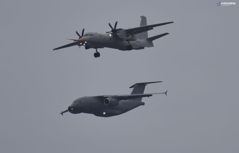 ГП «Антонов» подтвердило соответствие Авиационным правилам