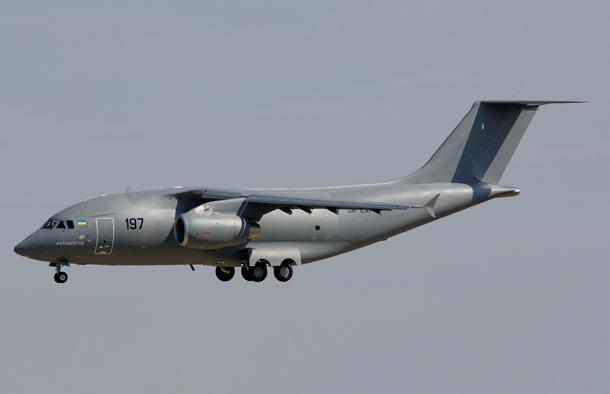 Контракт по Ан-178 между ГП «Антонов» и азербайджанской авиакомпанией Silk Way пока в силе