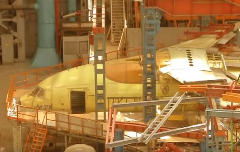 Ан-178 готовят к испытаниям без российских комплектующих