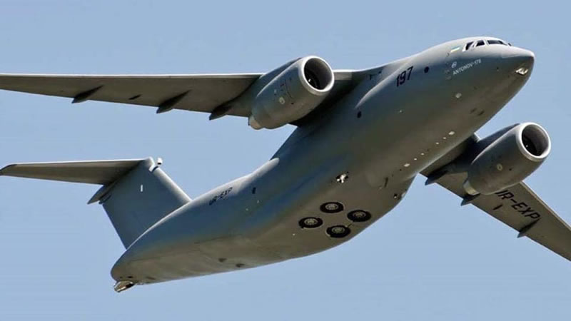 Воздушные Силы рассчитывают получить Ан-178 и Ан-77