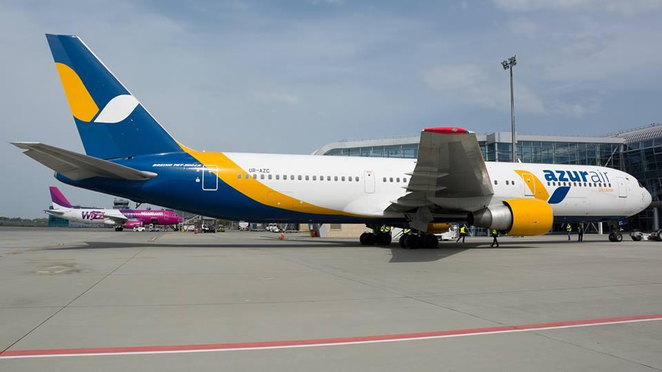 Azur Air Ukraine возобновляет прямые рейсы в Доминиканскую Республику