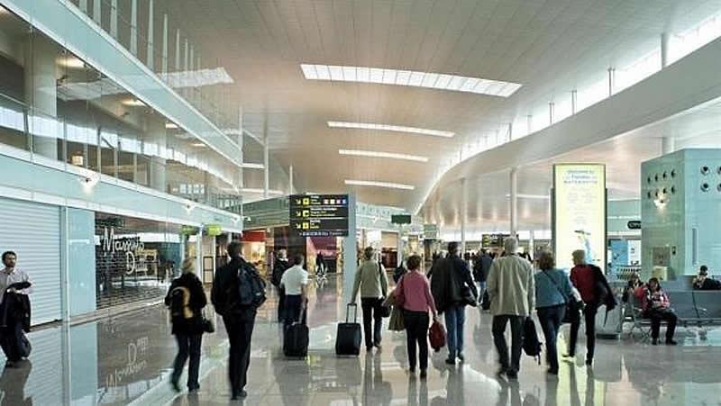 С 9 августа начинается забастовка сотрудников службы безопасности в аэропорту Барселоны