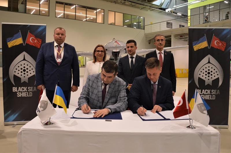 Украина и Турция создали совместное предприятие в сфере высокоточного оружия и аэрокосмических …