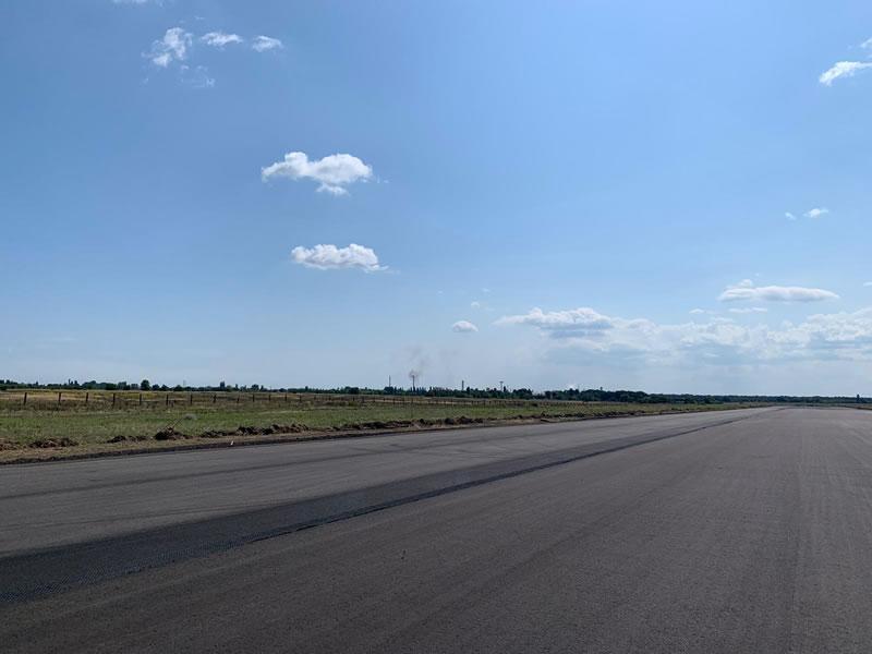 Черкасский губернатор недоволен работами в аэропорту