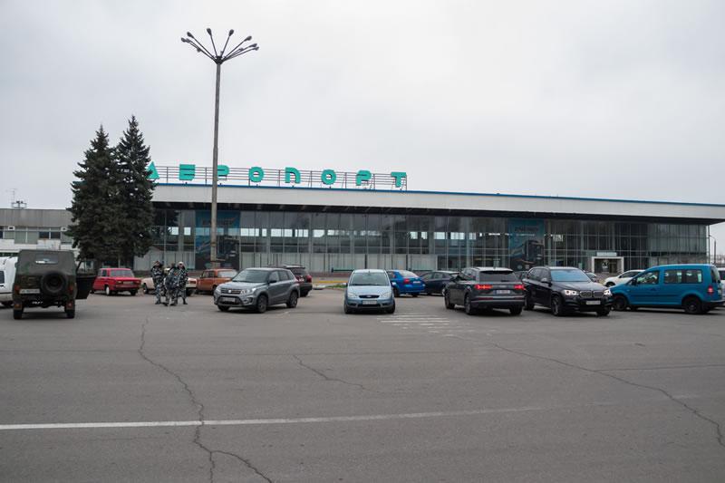 Аэропорт Днепра показал рост пассажиропотока