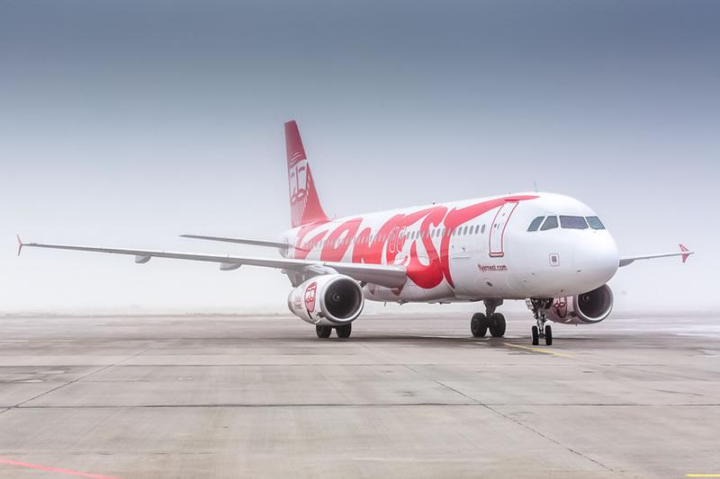 Ernest Airlines временно переходит в Борисполь
