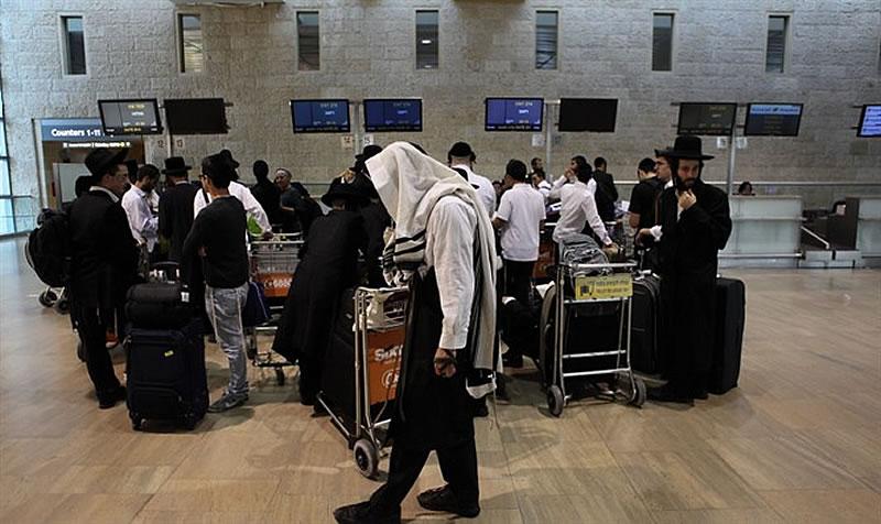 Израильский суд запретил ночные авиарейсы в Украину