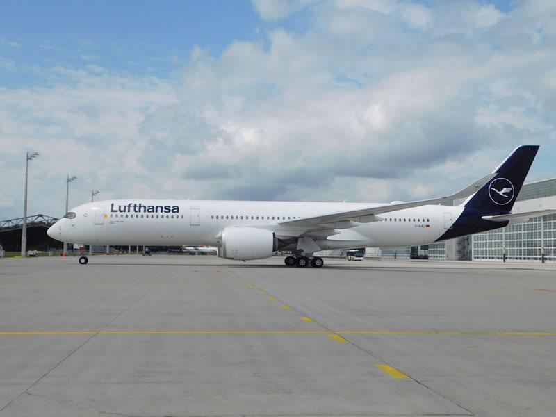 Lufthansa увеличит количество дальних маршрутов из Франкфурта и Мюнхена в 2020 году