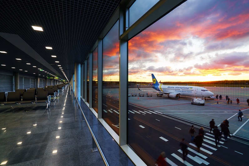 Американский банк будет финансировать украинские авиакомпании